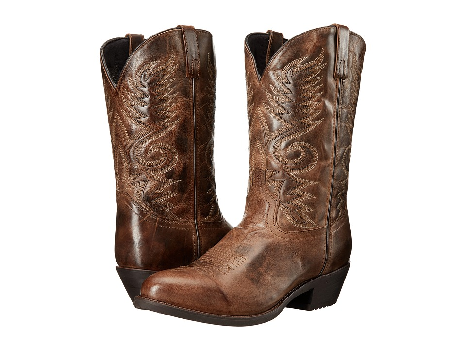 Laredo - Riley (Taupe) Cowboy Boots
