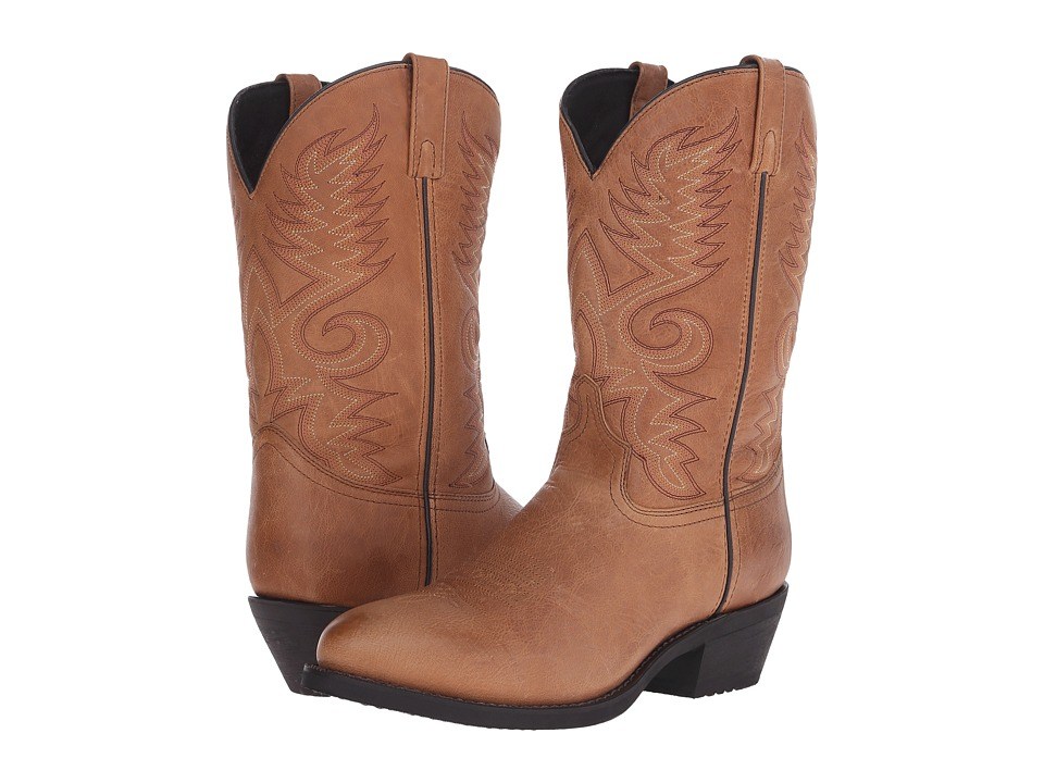 Laredo - Riley (Brown) Cowboy Boots