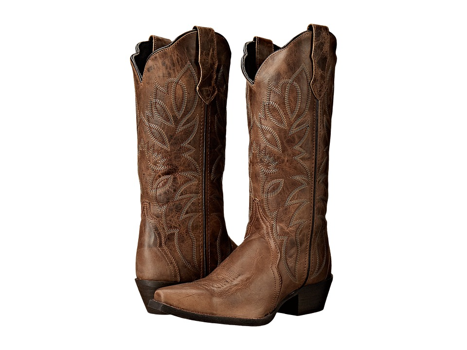 Laredo - Leeza (Brown) Cowboy Boots