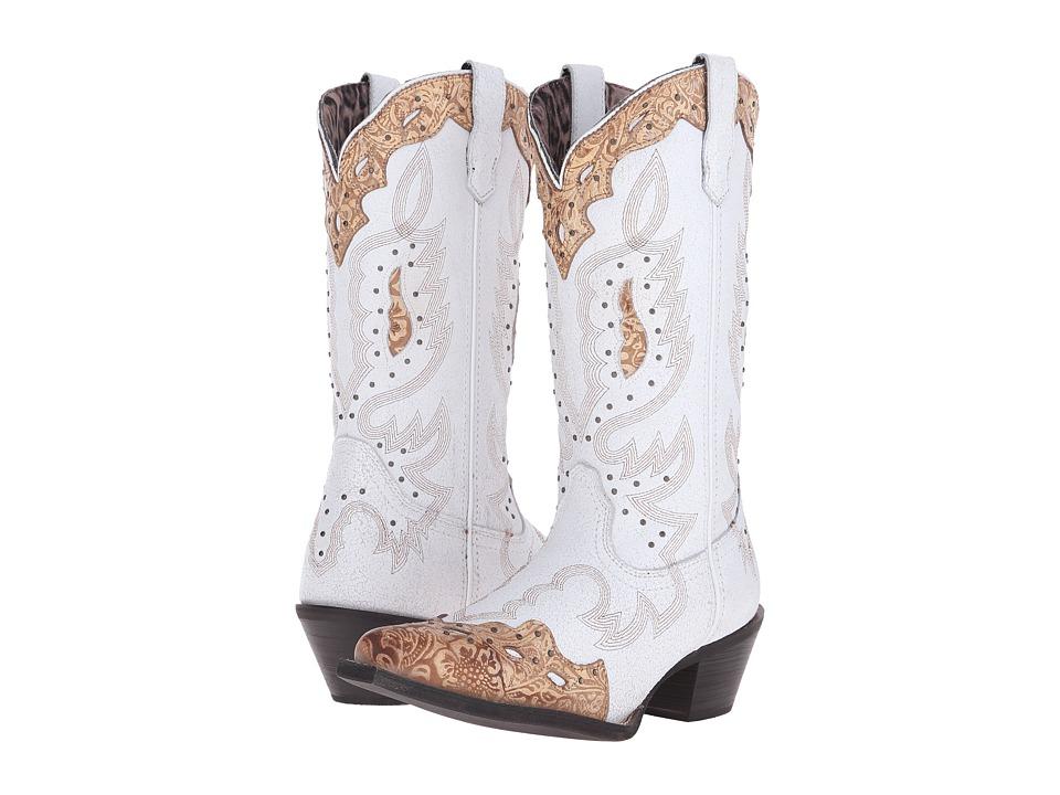 Laredo - Pressley (White) Cowboy Boots