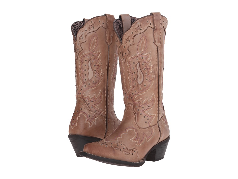 Laredo - Pressley (Brown) Cowboy Boots