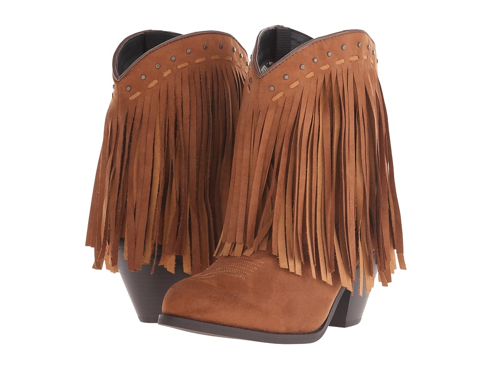 Dingo - Hypnotic (Brown) Cowboy Boots