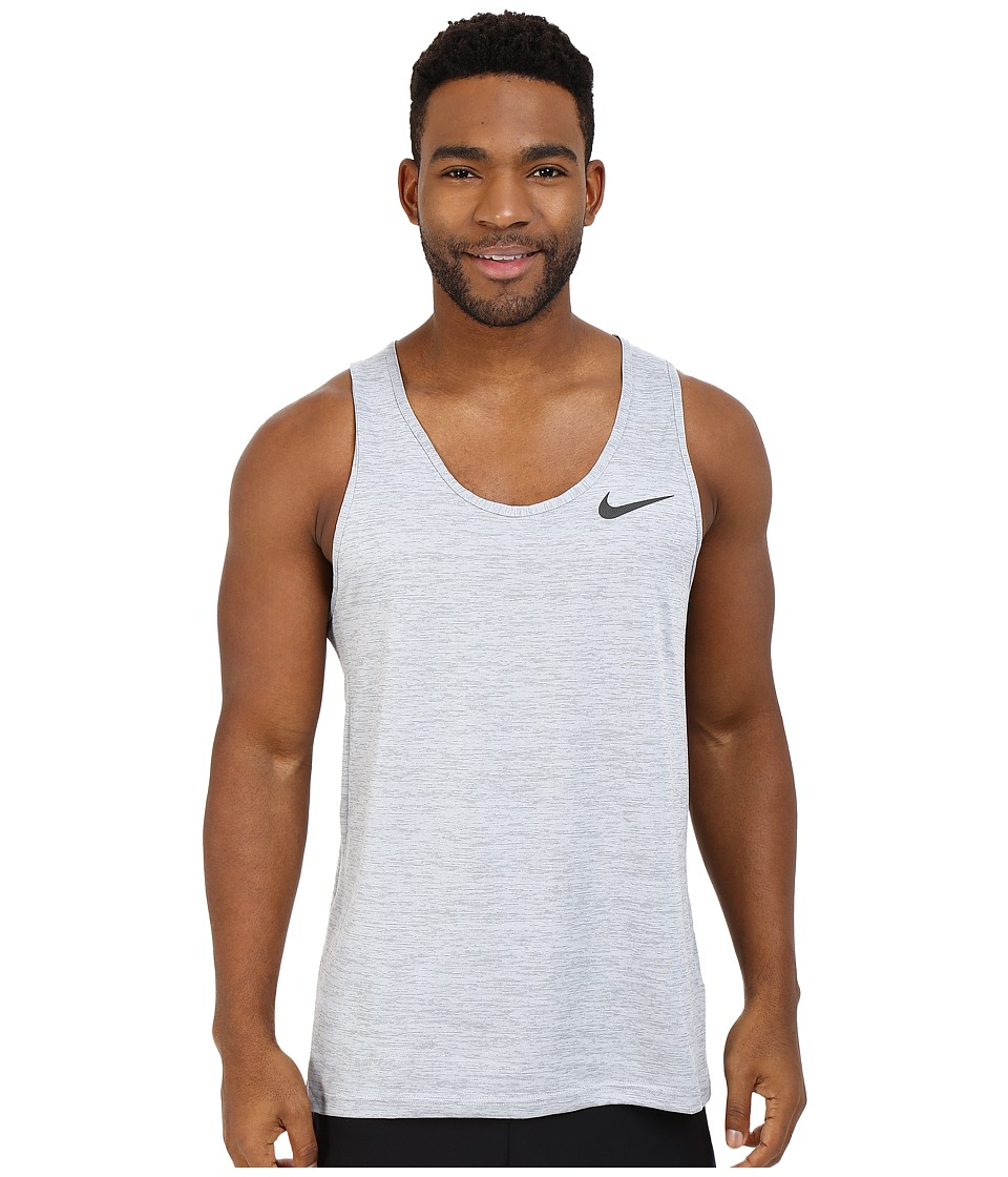 Nike Dri-FITtm Training Tank Top (Cool Grey/Wolf Grey/Black) Men