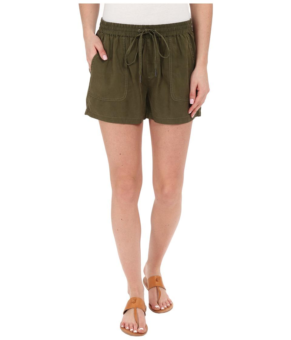Paige - Tatum Shorts in Desert Olive (Desert Olive) Women's Shorts