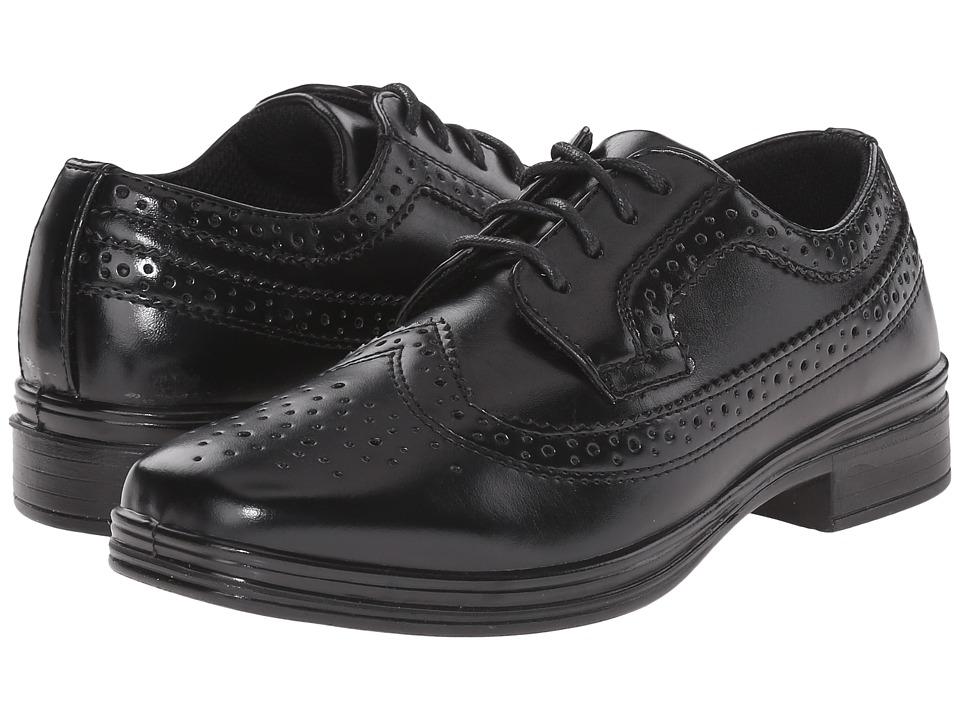 Deer Stags Kids - Ace (Little Kid/Big Kid) (Black) Boy's Shoes