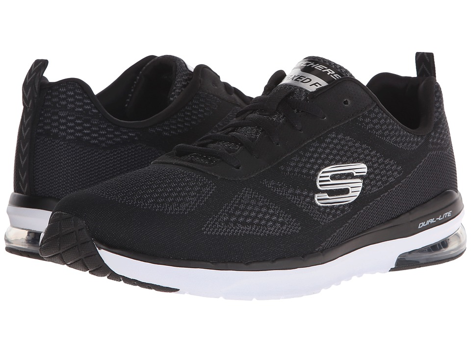 SKECHERS Sketch Air Infinity (Black/White) Men