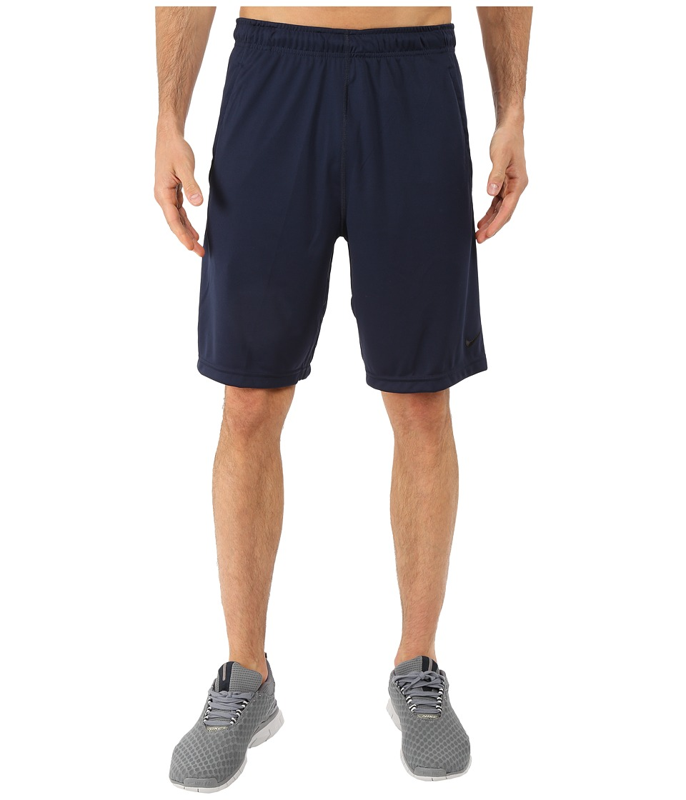 Nike Dry 9 Training Short (Obsidian/Black) Men
