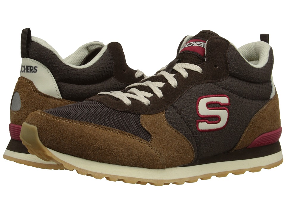 SKECHERS - OG 85 (Brown/Chestnut) Men's Shoes