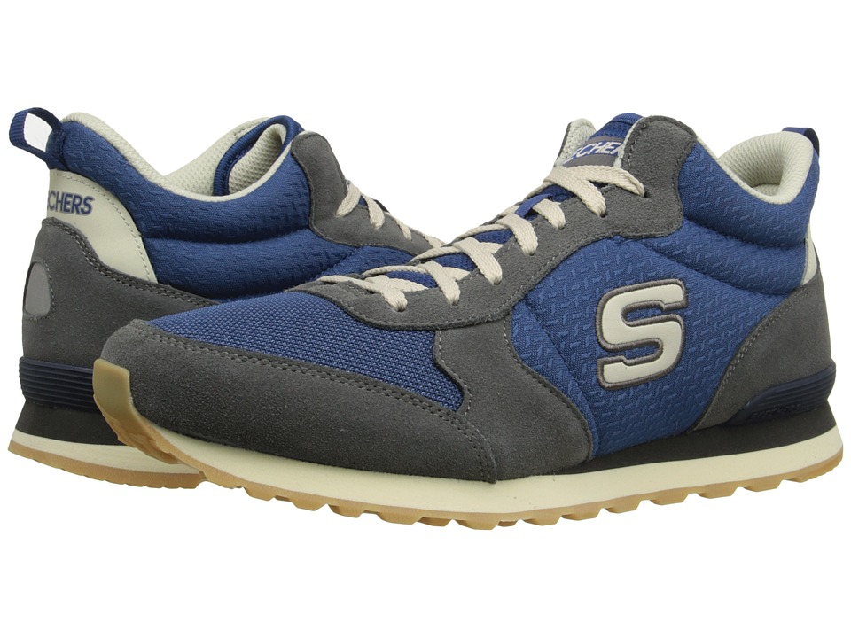 SKECHERS OG 85 (Gray/Blue) Men
