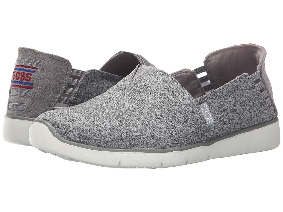 BOBS from SKECHERS Pureflex 2 (Gray) Women