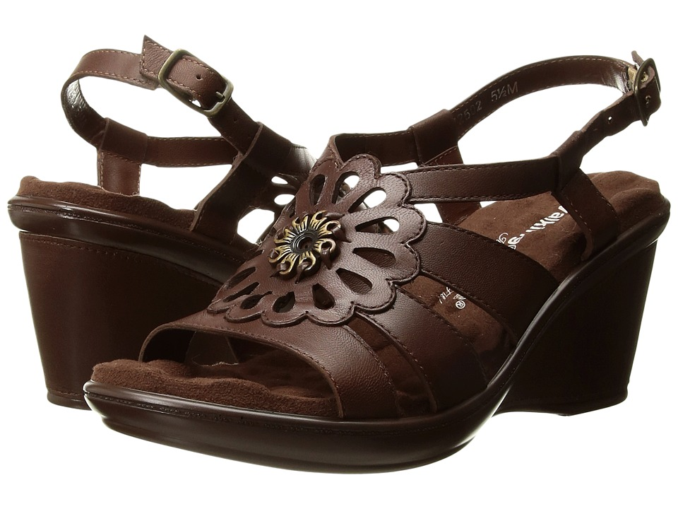 Walking Cradles - Lindsey (Tobacco) Women's Shoes