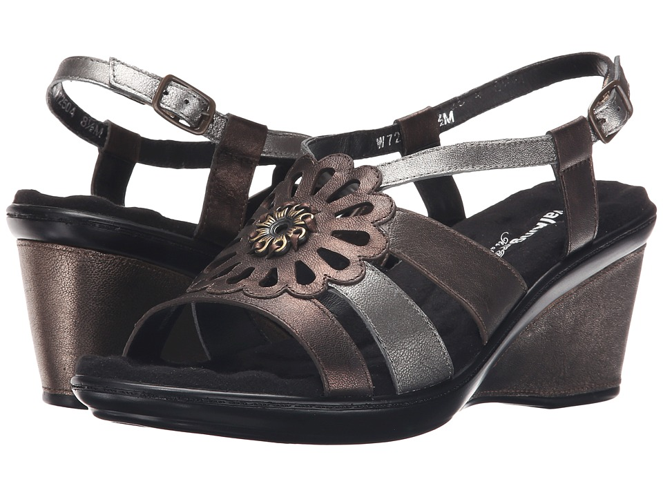 Walking Cradles - Lindsey (Metallic Multi) Women's Shoes