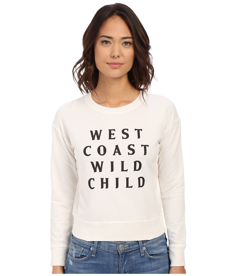 Amuse Society - West Coast Wild (Casa Blanca) Women's Sweatshirt