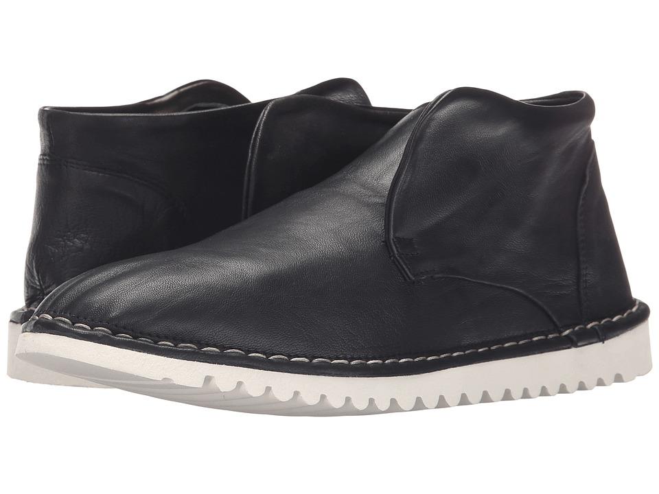 Sesto Meucci - Omega (Black Nappa) Women's Slip on Shoes