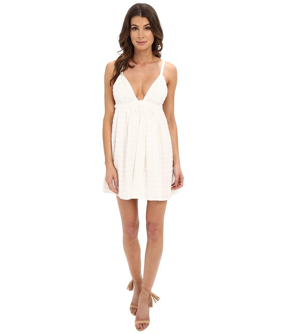 StyleStalker - Pipeline Dress (Blanc) Women's Dress