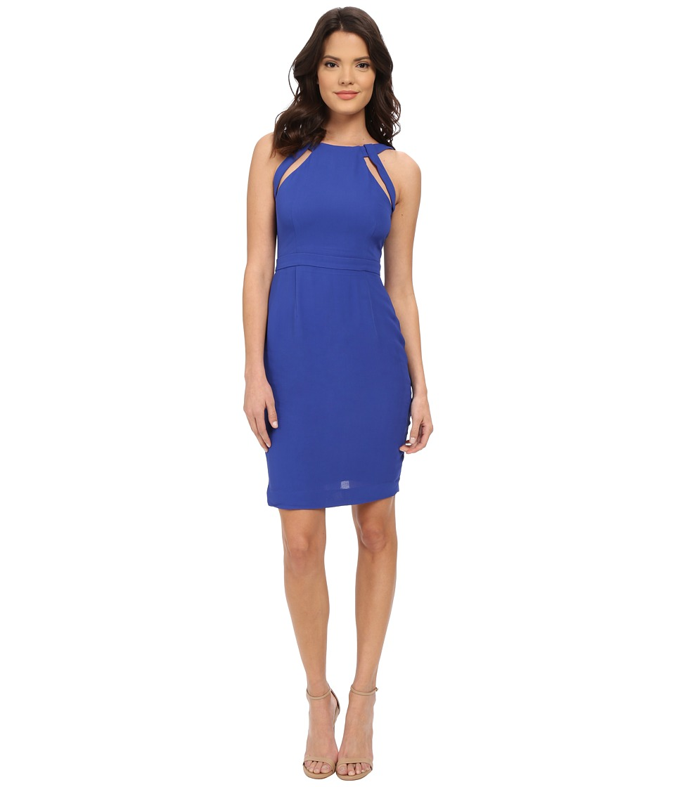 StyleStalker - Aurora Midi Dress (Electric) Women's Dress
