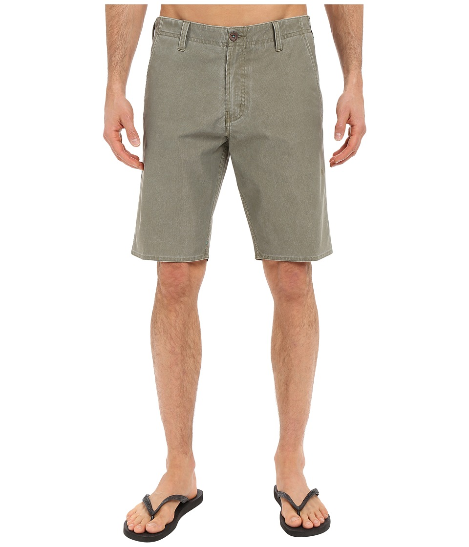 VISSLA - Boneyard Hybrid Walkshorts 20 (Surplus) Men's Shorts