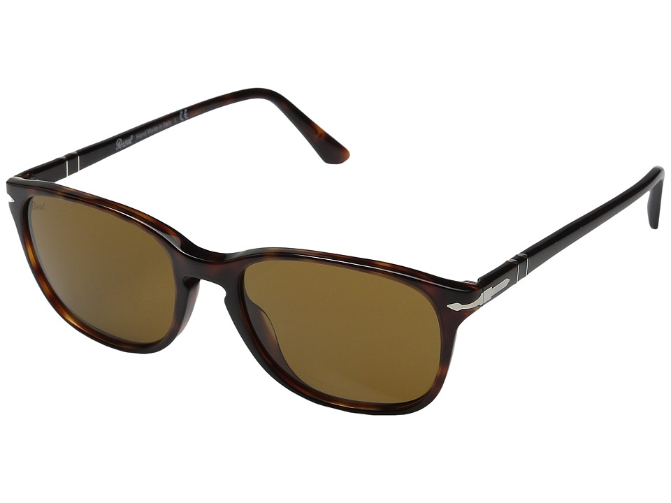 Persol - 0PO3133S (Havana/Havana/Brown) Fashion Sunglasses