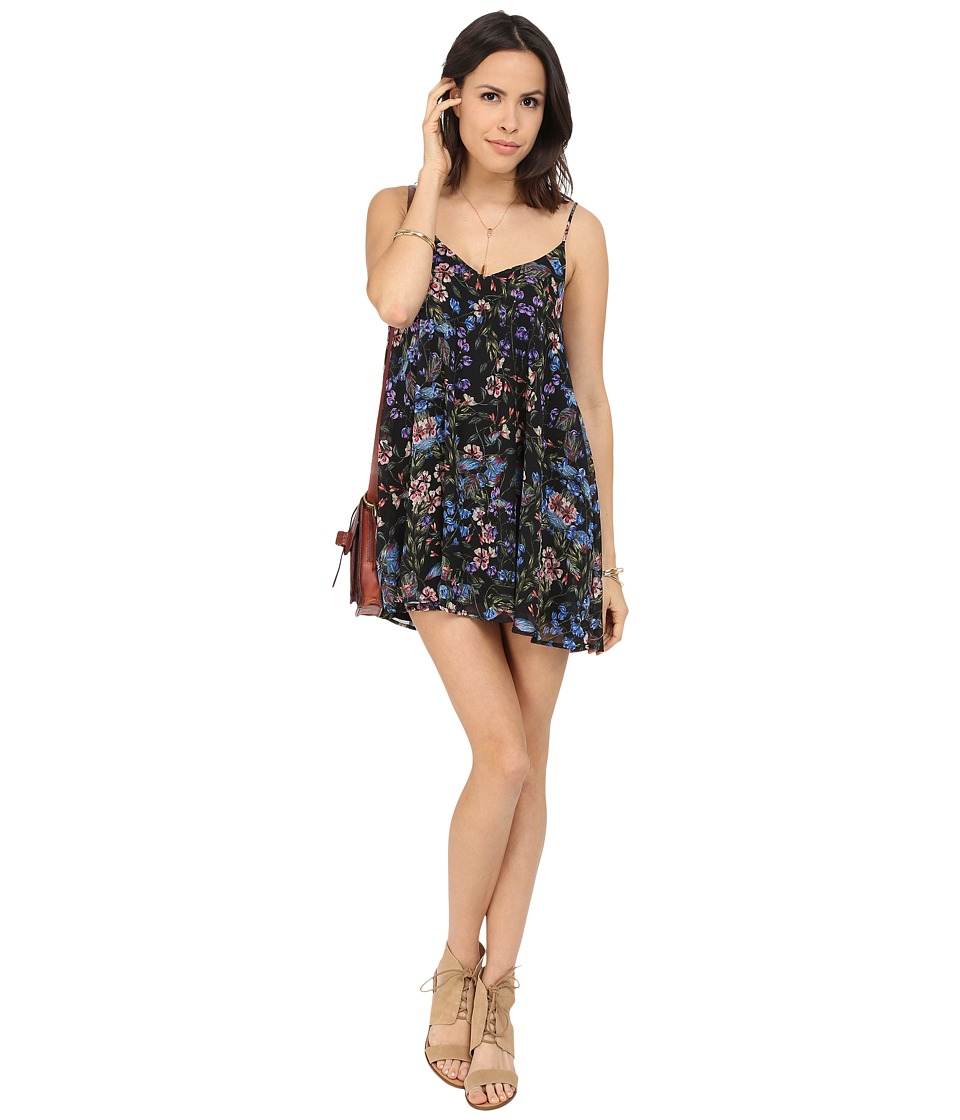 Show Me Your Mumu - Circus Mini Dress (Talking Tulips) Women's Dress