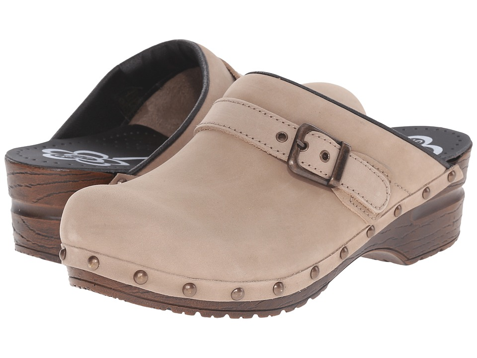 Sanita - Inga Open (Beige) Women's Shoes
