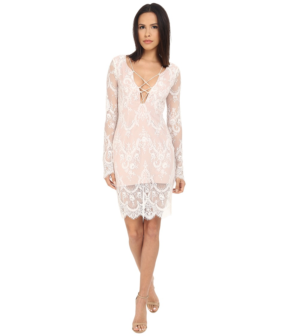 StyleStalker - Island of Love Dress (Blanc) Women's Dress