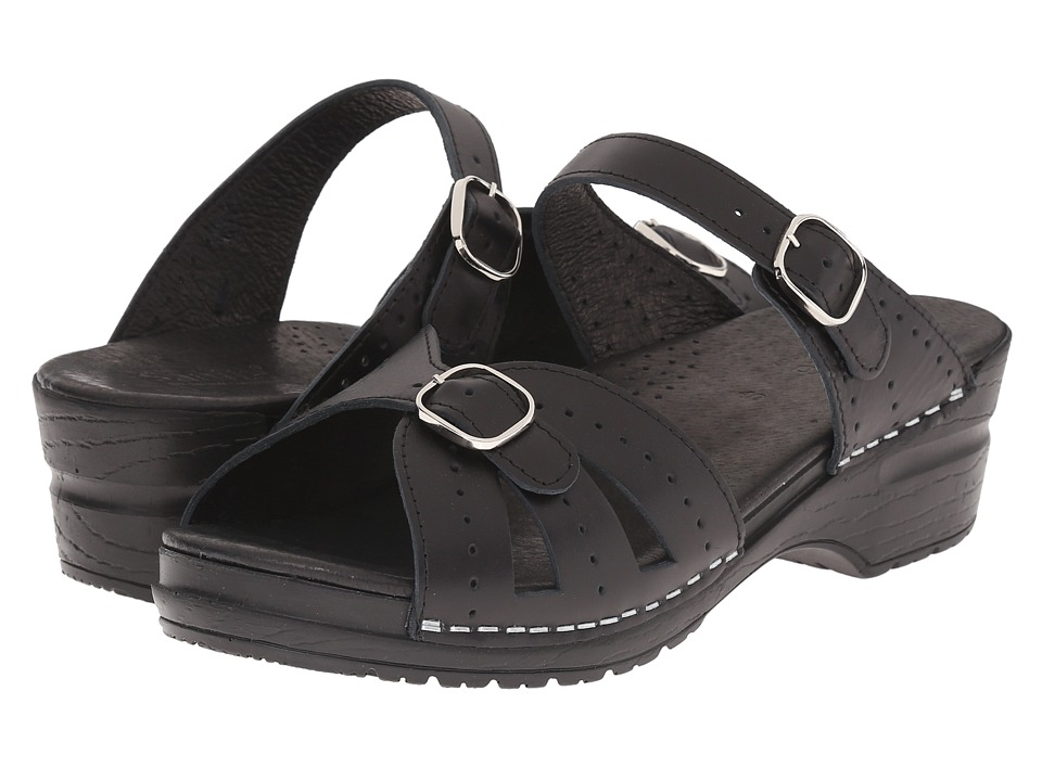 Sanita - Joplin (Black) Women's Shoes