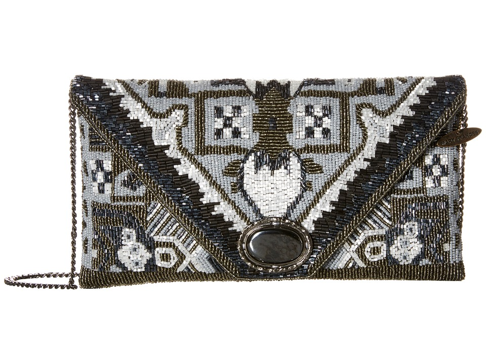 Mary Frances - Magic Carpet (Grey) Handbags