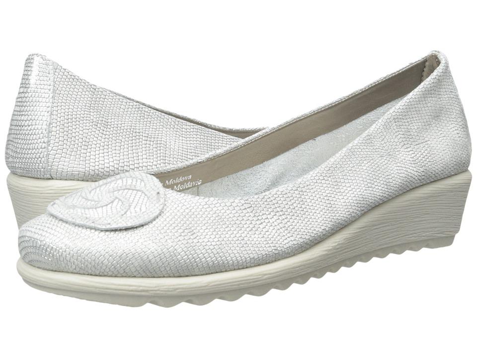 The FLEXX - Run Away (White Ariel Macchiato) Women's Sandals
