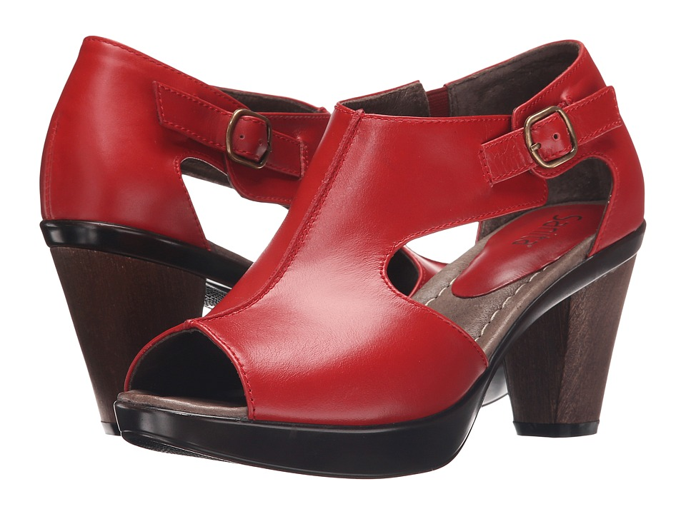 Sanita - Begonia (Red) Women's Shoes