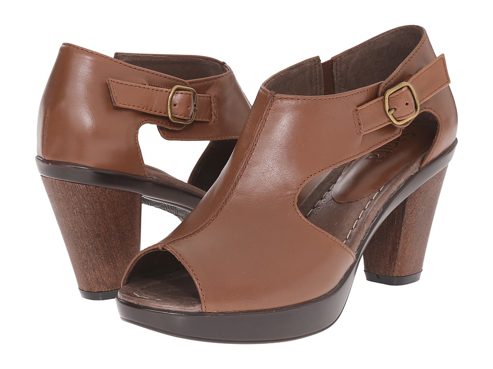 Sanita - Begonia (Brown) Women's Shoes