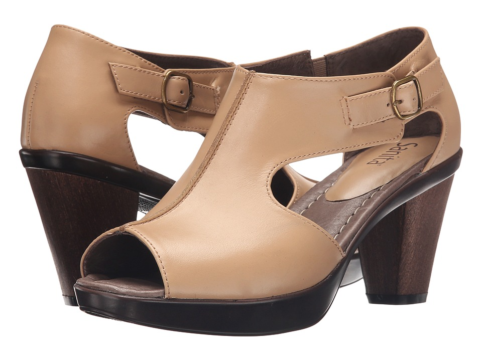 Sanita - Begonia (Taupe) Women's Shoes