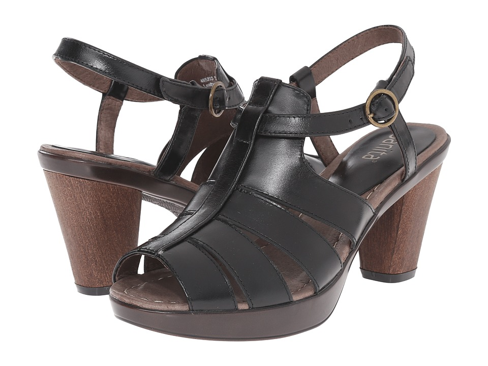 Sanita - Bittersweet (Black) Women's Shoes