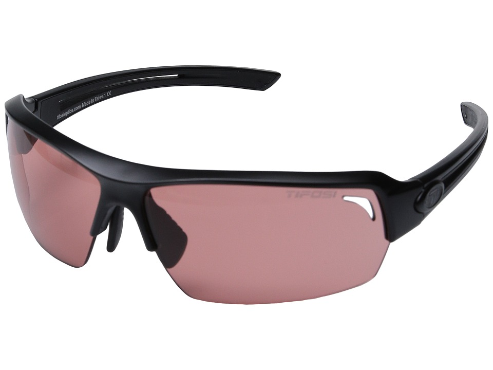 Tifosi Optics - Just (Matte Black 1) Athletic Performance Sport Sunglasses