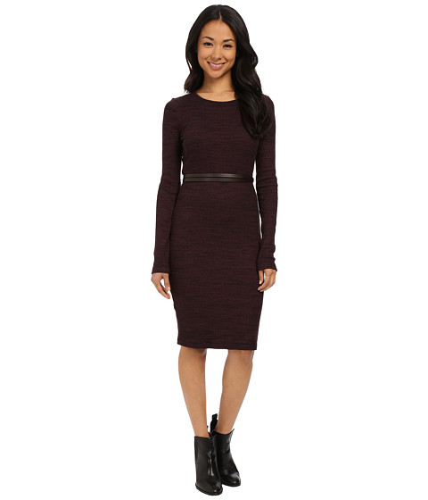 Three Dots - Jennifer Dress (Vintage Wine) Women's Dress