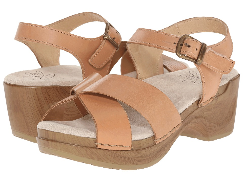 Sanita - Darla (Brown) Women's Shoes