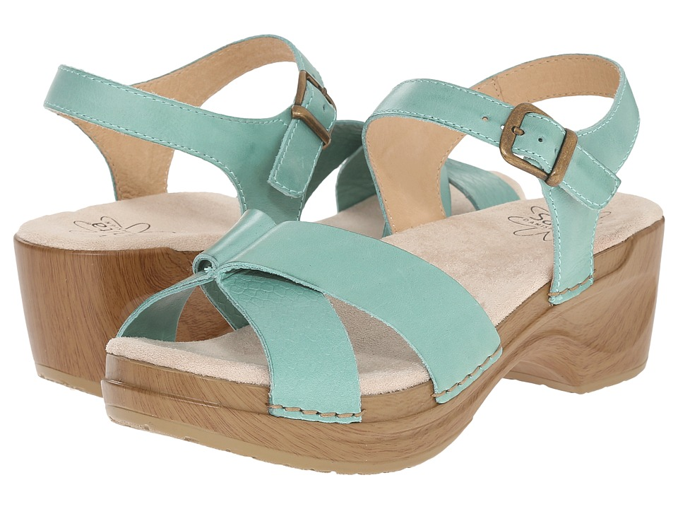 Sanita - Darla (Jade) Women's Shoes