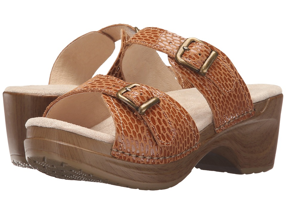 Sanita - Debora (Caramel) Women's Shoes