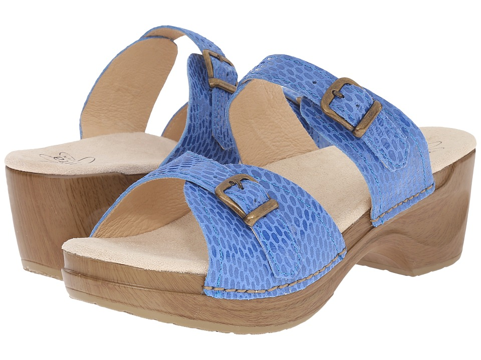 Sanita - Debora (Denim Blue) Women's Shoes