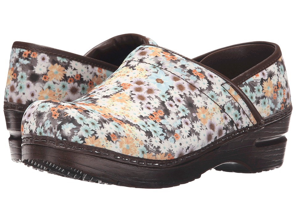 Sanita - Professional Miss (Brown Multi) Women's Shoes