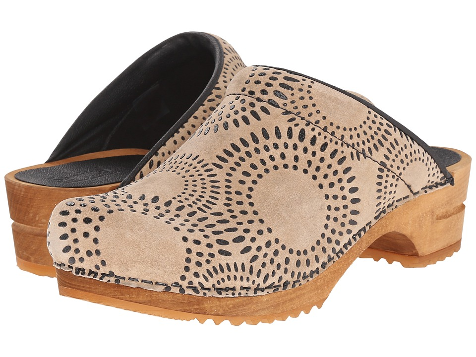 Sanita - Diala Open (Beige) Women's Shoes