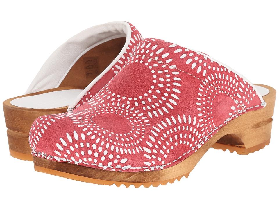 Sanita - Diala Open (Coral) Women's Shoes