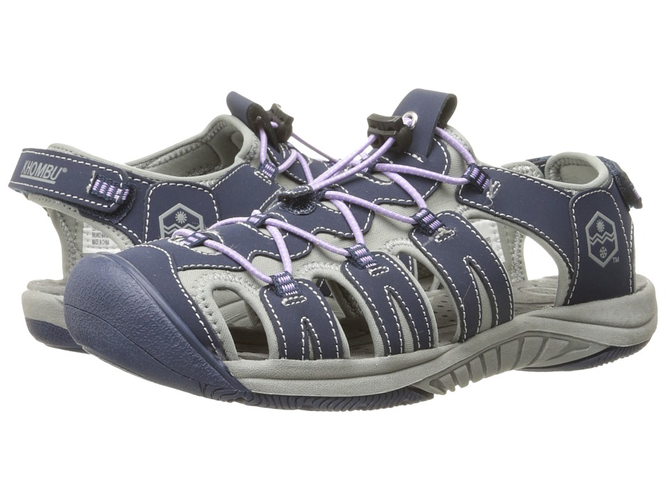 Khombu - Roost (Navy) Women's Shoes