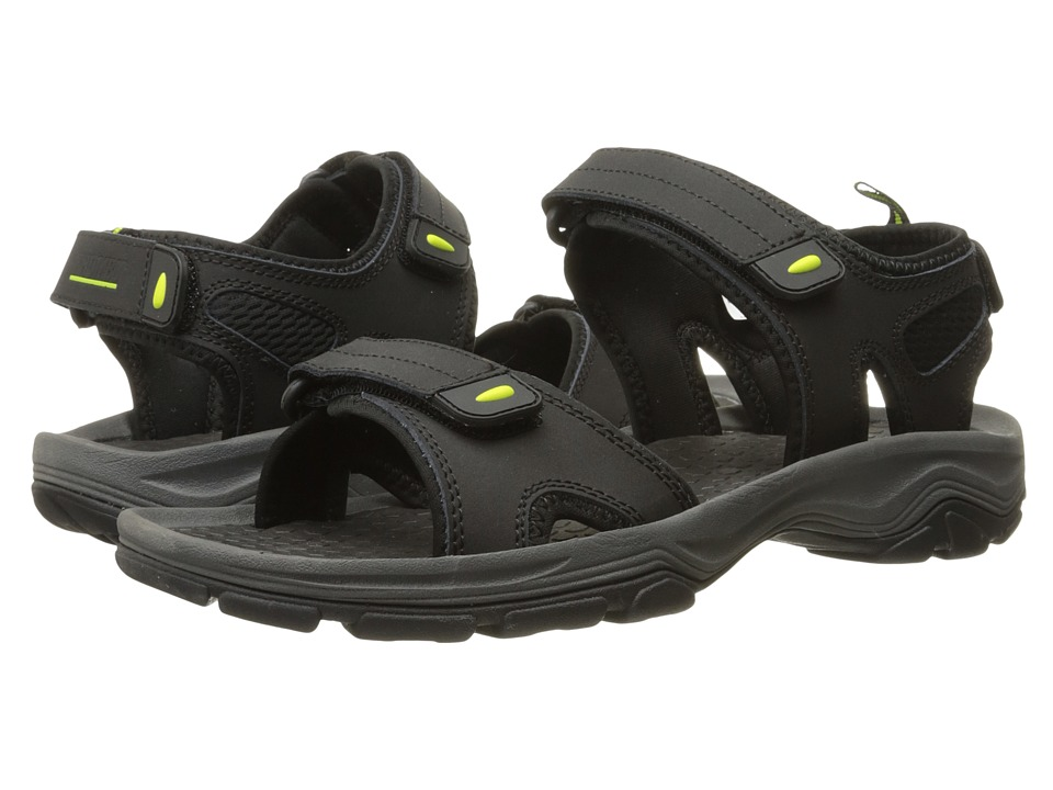 Khombu - Vocal (Black) Men's Shoes