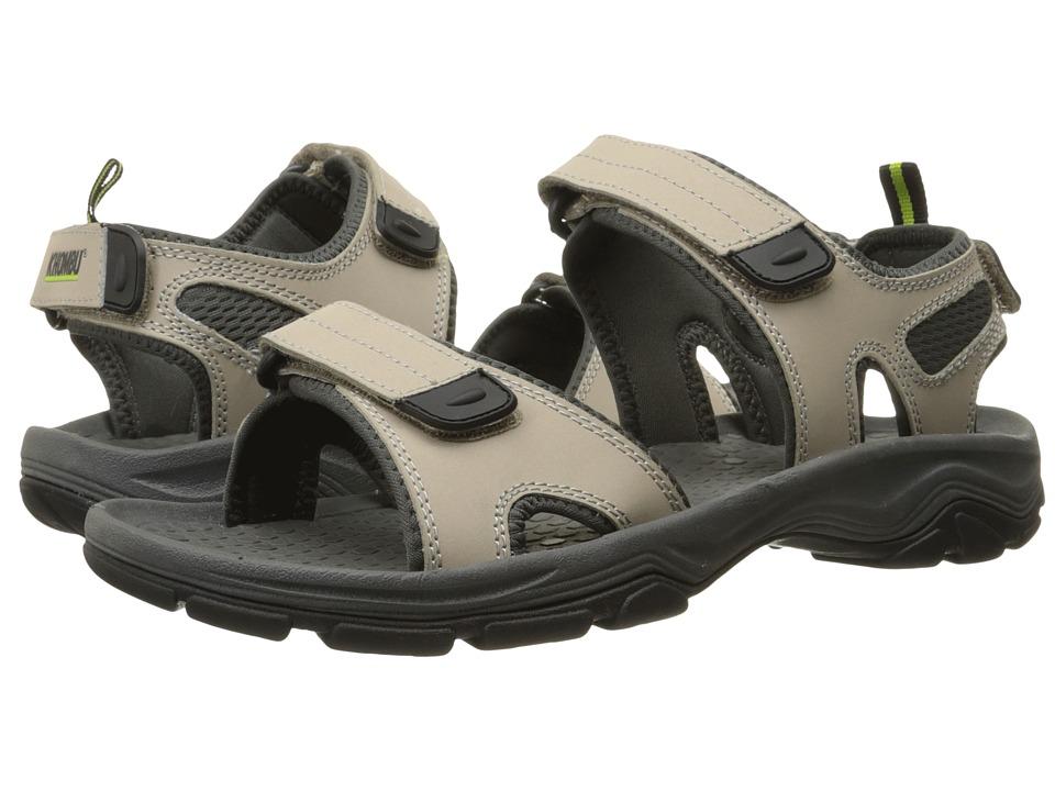 Khombu - Vocal (Taupe) Men's Shoes