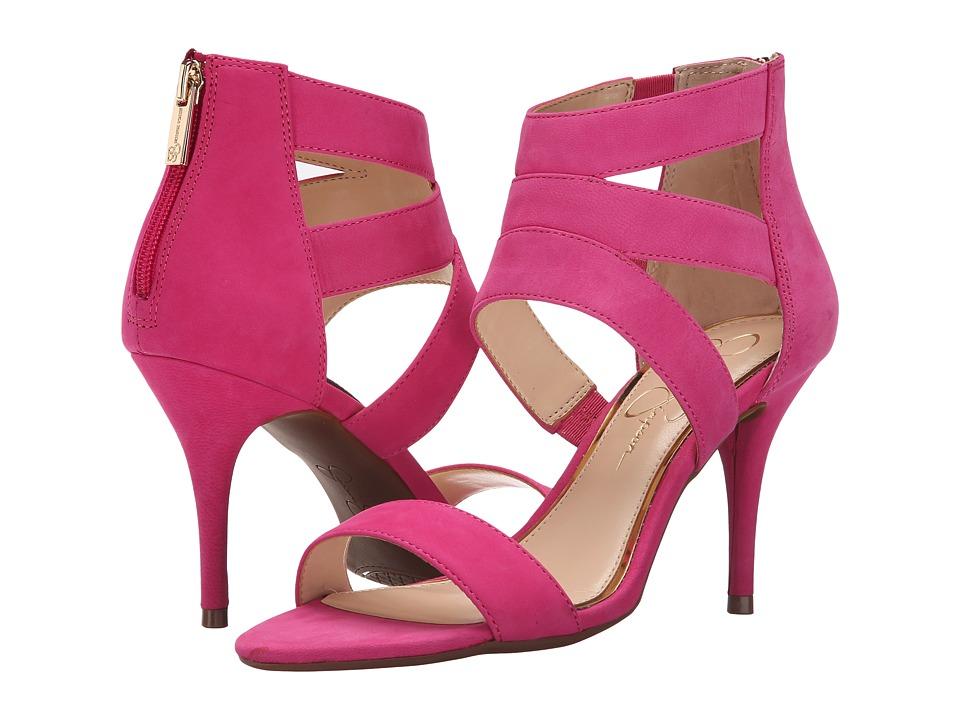Jessica Simpson - Marlen (Bubblicious Elko Nubuck) High Heels