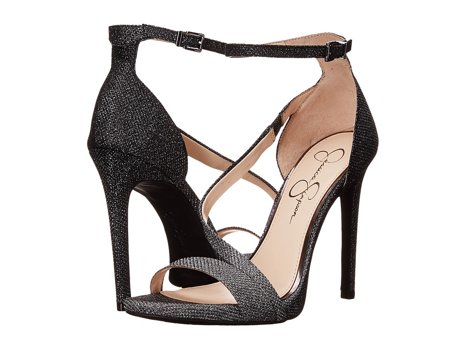 Jessica Simpson - Rayli (Black/Pewter) High Heels