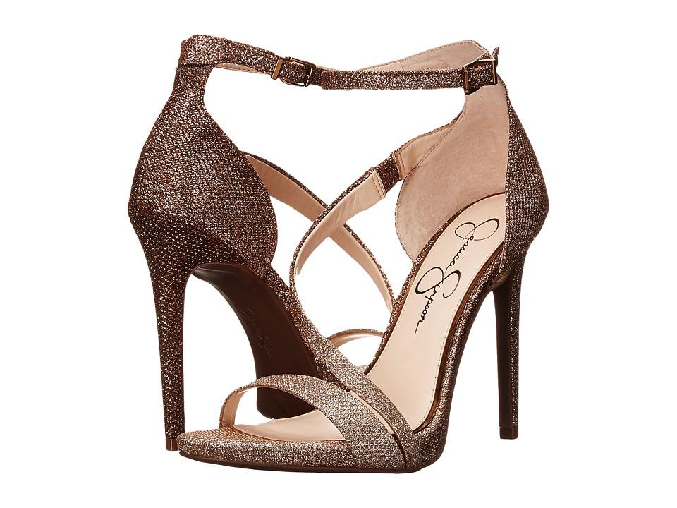 Jessica Simpson - Rayli (Bronze/Silver) High Heels