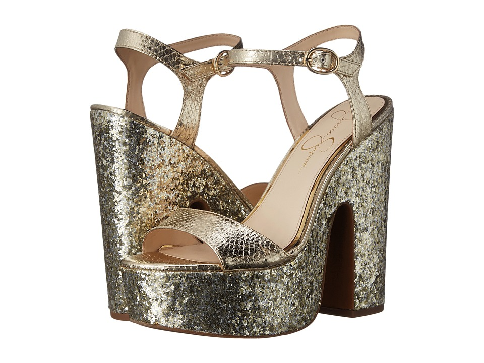 Jessica Simpson - Whirl (Karat Gold) High Heels