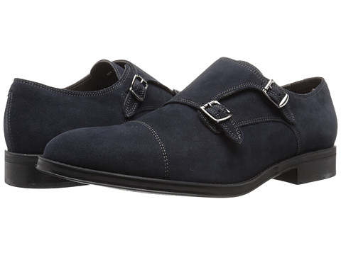 Testoni BASIC - Prestige (Navy Dark) Men's Shoes