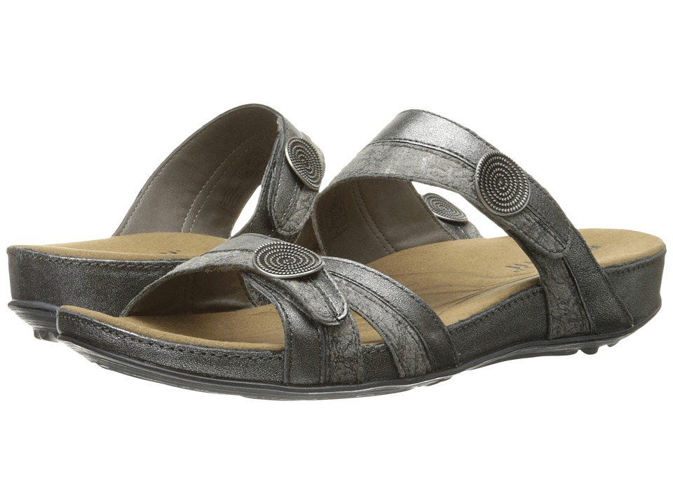 Romika - Fidschi 22 (Ash/Anthrazite) Women's Sandals